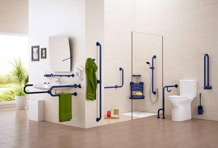 Adaptar el baño para personas mayores