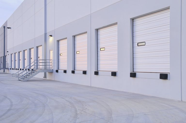 Distribution Center Bay Doors