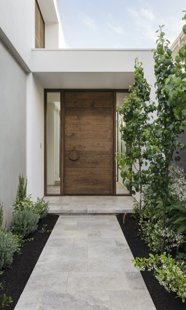 Architectural House Exterior Door